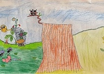 Salonek dětských adamovských výtvarníků 2020