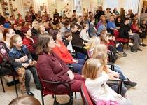 Salonek dětských adamovských výtvarníků 2018