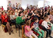 Salonek dětských adamovských výtvarníků 2019